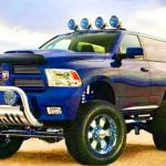 2020 Dodge Ramcharger Exterior
