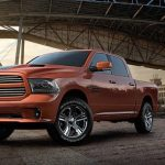 2021 Dodge Dakota Exterior