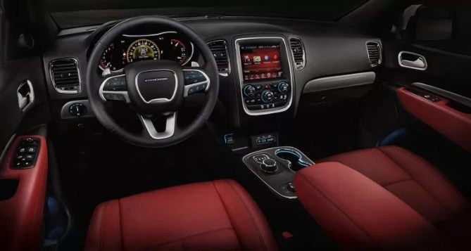 2021 dodge durango interior  u2013 dodge specs news