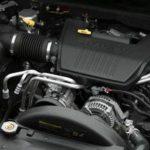 2021 Dodge Rampage Engine