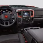 2021 Dodge Power Wagon Interior