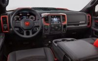 2020 Dodge Power Wagon Interior