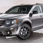 2021 Dodge Journey Crossroad Exterior