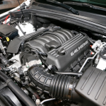 2019 Dodge Barracuda Engine