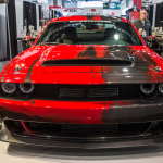 2020 Dodge Demon Exterior