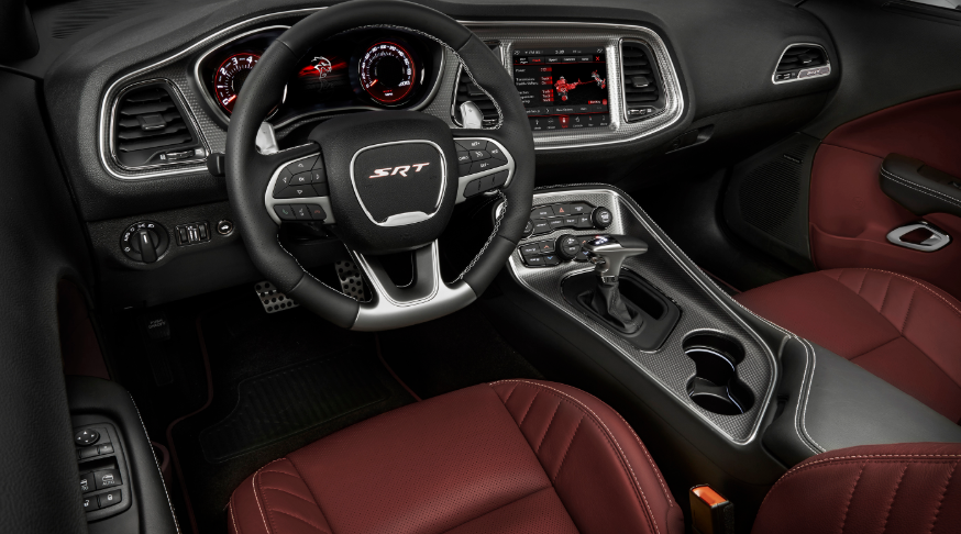 Dodge Charger 2019 Interior