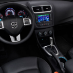 2021 Dodge Avenger Interior