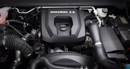 2021 Dodge Barracuda Engine